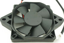 12V Electric Engine Cooling Fan Radiator Motorcycle ATV Quad Buggy 150CC 250cc