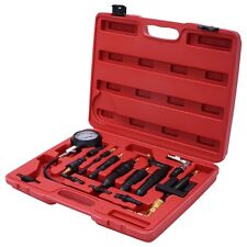 Diesel Engine Compression Tester Test Set Kit For Auto Tractor Semi With Case