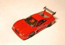 Ferrari GTO EVOLUTIONE Evo MICHELOTTO in rot red, Dano HANDARBEIT handmade 1:43!