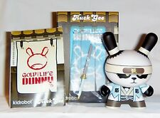 Kidrobot HUCK GEE Gold Life Dunny Ornery Panda Samurai Shinsengumi 2/16 KR Sword