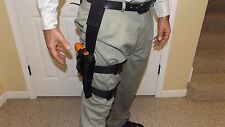 RIGHT Hand Drop Leg Thigh Holster w/ mag pouch for HI-POINT JHP 45 HI Point .USA