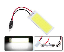 6W COB 36Chip LED blanca Luz Interior Panel T10 BA9S Festoon luz JXT