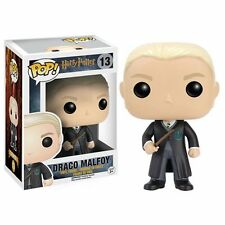 """FUNKO POP 2016 HARRY POTTER DRACO MALFOY #13 Vinly 3 3/4"""" Figure IN STOCK"""