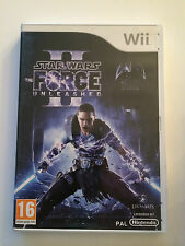 Gioco Wii-Star Wars The Force Unleashed ii/2