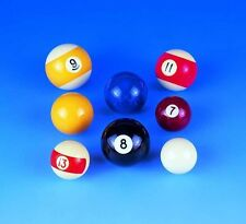 "No 8 Pool Ball ( 2 "" ) Suitable For Coin Operated English Pool Table"
