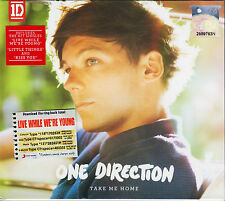 ONE DIRECTION Take Me Home 2012 MALAYSIA SPECIAL EDITION CD (+ LOUIS T SLIPCASE)