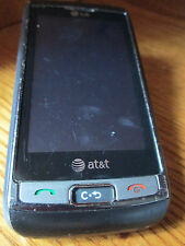 LG GR700 Vu Plus AT&T  3.0 Camera Touch Music Bluetooth Used