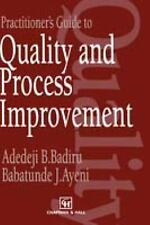Practitioner's Guide to Quality and Process Improvement-ExLibrary