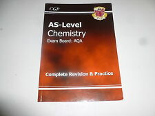 AQA AS Chemistry Chemistry : Complete Revision & Practice Guides