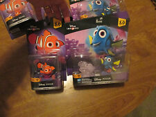Disney Infinity 3.0 NEMO & FINDING DORY PLAY SET FIGURES PIXAR SERIES COMPLETE