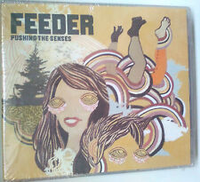 Feeder - Pushing the Senses CD + DVD 2 Disc Set Sealed