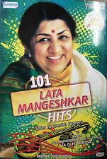 101 Lata Mangeshkar Hits - Bollywood Songs DVD, 101 Songs In 3 DVD Set