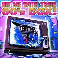 Hit Me with Your 80's Box!, , Very Good Box set