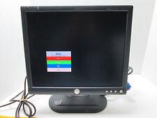 """Dell E172FPb 17"""" Monitor w/Cord VGA Plug Computer S"""