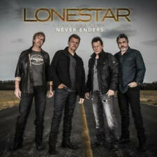 Lonestar - Never Enders [New CD]