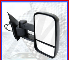 97-03 Ford F150 Light Duty Reg/ Super Cab Power Extendable Towing Mirrors