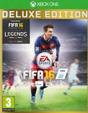 Xbox One - FIFA 16 (Deluxe Edition) - Includes Exclusive FUT Legends! *NEW*