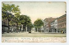 Tuck - UDB - Greenfield, Mass., East Main St., 1907, carriages