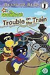 Trouble on the Train (Backyardigans Ready-to-Read), Catherine Lukas, The Artifac