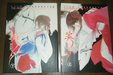 THE PRINCESS OF VAMPIRE MIYU, ARTBOOK FILM COLLECTION 1 2 ANIME JAPONES ART BOOK