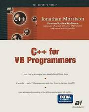 C++ for VB Programmers [With Start Up CD-ROM],ACCEPTABLE Book