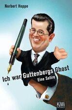 Ich war Guttenbergs Ghost von Norbert Hoppe, UNGELESEN