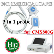 3 in 1 Probe Electronic Transducer for CONTEC Fetal Monitor CMS800G