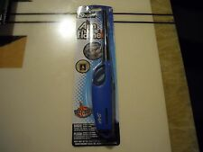 Scripto multi purpose BUTANE LIGHTER barbeque grill fireplace Aim and Flame Blue