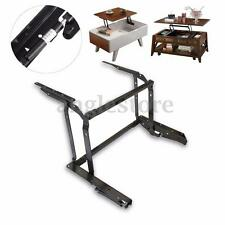 2pcs Coffee Table Lift Top DIY Hardware Fitting Furniture Mechanism Hinge Frame