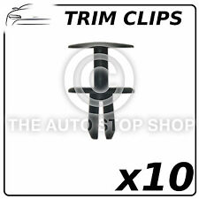 Clips Trim Clips 5,7 To 6,6 MM Ford S-Max/Galaxy/Mondeo Pack of 10 Part 11619