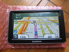 "Garmin Nuvi 2460LMT 5"" Portable GPS Bluetooth Navigator+cradle PERFECT CONDITION"