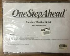 One Step Ahead Tandem WeatherShield For Stroller New Sealed Package FreeShippimg