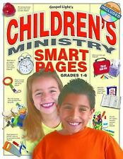 Lk NEW Children's Ministry Smart Pages with CD-ROM: What you need to know