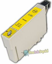 1 T0554 Yellow Compatible Non-OEM Ink Cartridge 'Duck' for Epson Stylus RX520