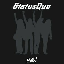 STATUS QUO HELLO DELUXE CD ALBUM SET (December 4th 2015)