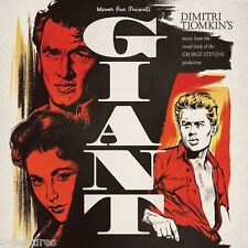 GIANT Dimitri Tiomkin 2-CD Set LA-LA LAND Ltd Ed Soundtrack SCORE NEW Sealed!