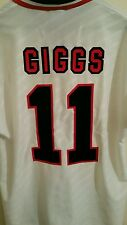 Manchester united shirt -11 Giggs