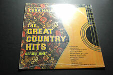 Dora Hall- The Great Country Hits- Series 1- PL1182 Stereo LP . BRAND NEW!!