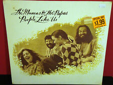 Factory Sealed THE MAMAS AND THE PAPAS People Like Us 1971 DUNHILL CLASSIC ROCK