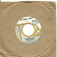 Hal Miller:An angel cried/Hope faith and dreams:Topix:Northern Soul