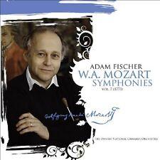 Adam Fischer, W.a. Mozart - Symphonies 7 [New SACD] Hybrid SACD