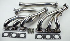 4PC Performance Exhaust Manifold Headers FITS BMW E46 E39 Z3 2.5L 2.8L 3.0L L6