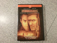 Enemy at the Gates (DVD, 2001, Sensormatic)