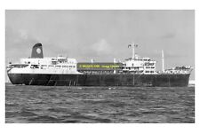 mc2937 - Shell Oil Tanker - Varicella - photo 6x4
