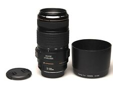 Canon EF Lens 70-300mm F4-5.6 IS USM + Lens Hood