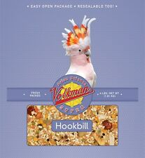 20 lb Avian Science Super Hookbill Bird Seed by Volkman No Sunflower