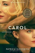 CAROL (The Price of Salt) by Patricia Highsmith - Paperback - NEW