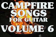 Campfire Songs For Guitar Volume 6 DVD Lessons. Eric Clapton, Janis Joplin, MORE