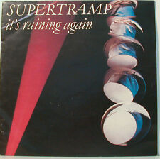 "SUPERTRAMP - IT'S RAINING AGAIN - 7""SINGLES (F798]"