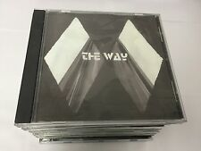 THE WAY CD 2001 KIDS IN AMERICA RARE 5 TRACK CD